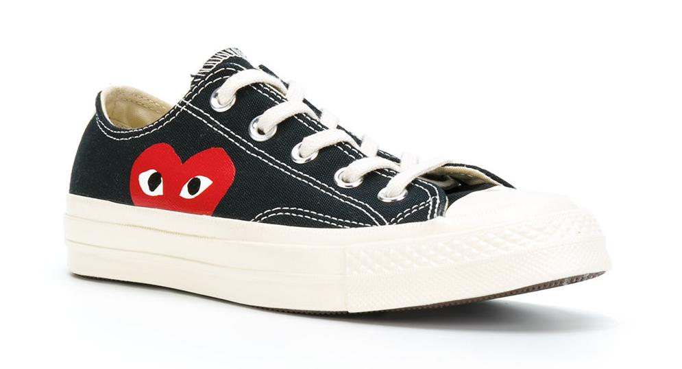 sneakers comme de garcon lolla - A gente escolheu os sneakers mais cool pra você investir