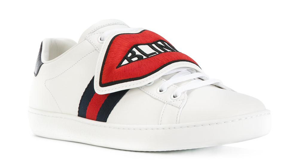 sneakers gucci lolla - A gente escolheu os sneakers mais cool pra você investir