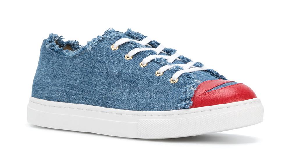sneakers charlotte lolla - A gente escolheu os sneakers mais cool pra você investir