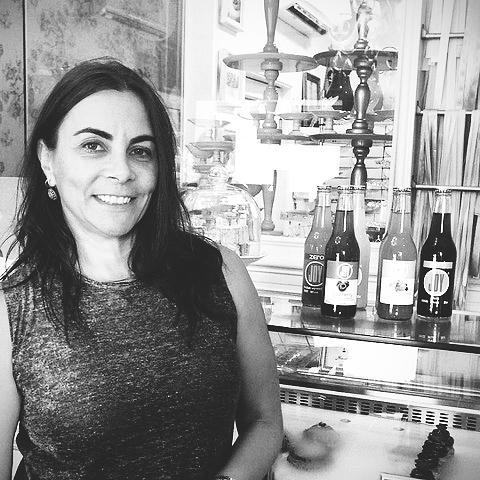 Joy Sucos - Fernanda Rapacci, mom and founder Joy Refrescos Naturais