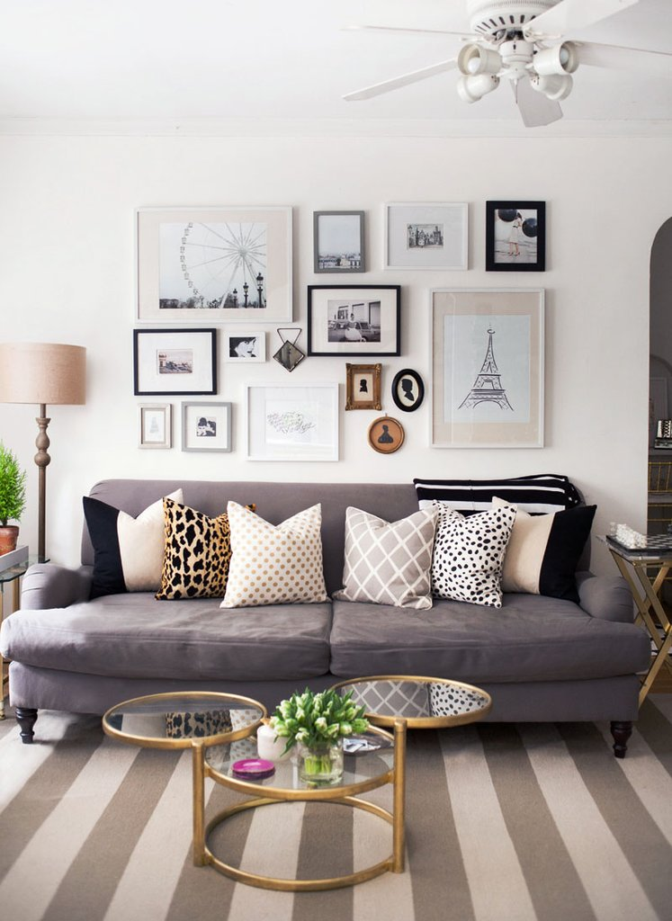 Everygirl Home Tour 5 - O decor de uma das casas mais compartilhadas no Pinterest