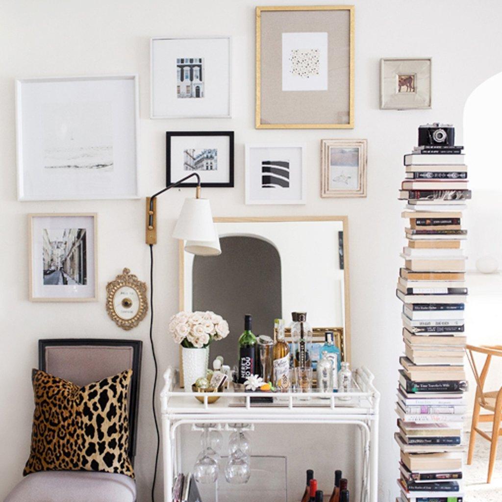 Everygirl Home Tour - O decor de uma das casas mais compartilhadas no Pinterest