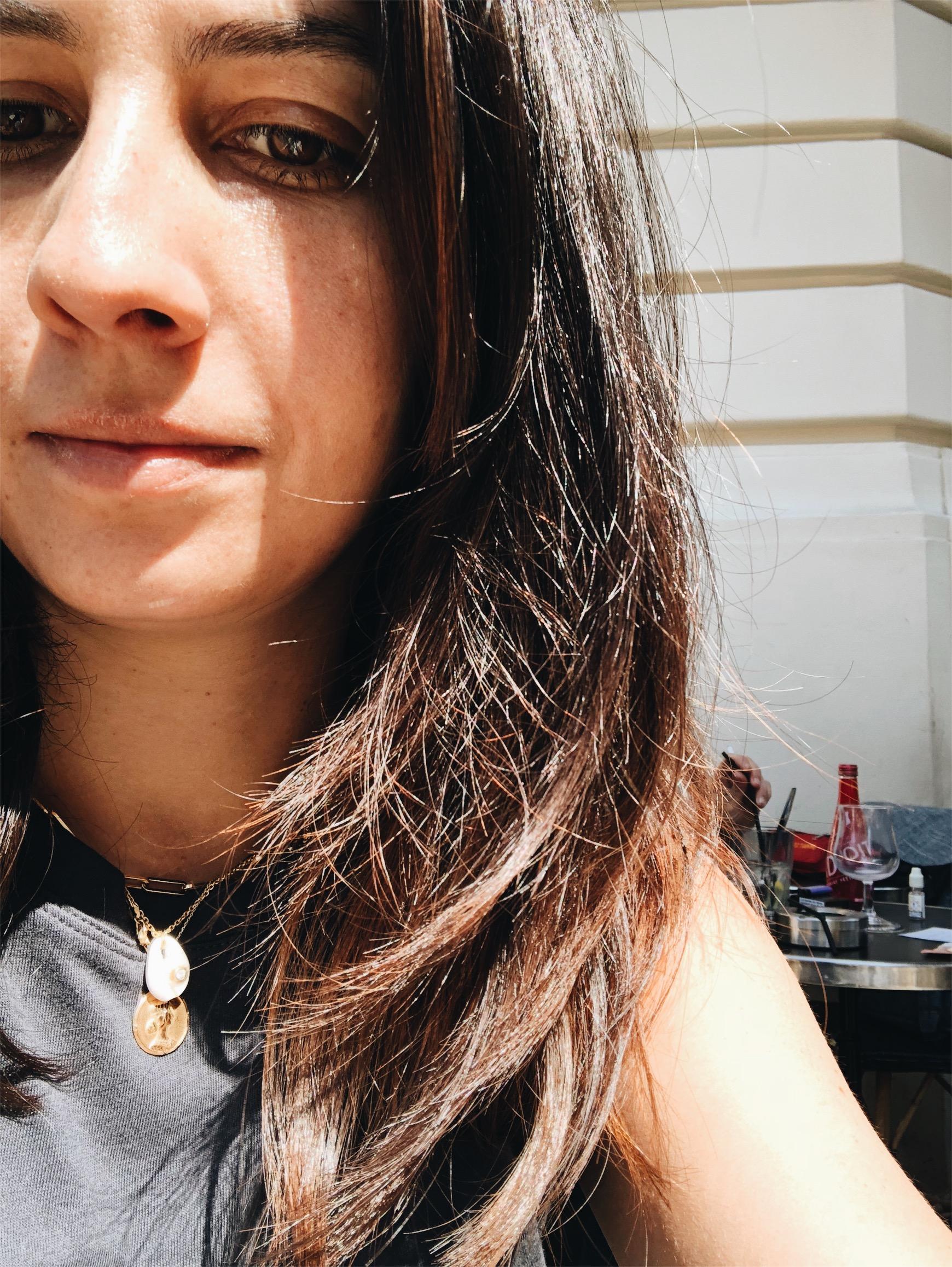 Image+JPEG 72305CA2C8AC 6 - Salvei a cor do meu cabelo no salão do Christophe Robin em Paris