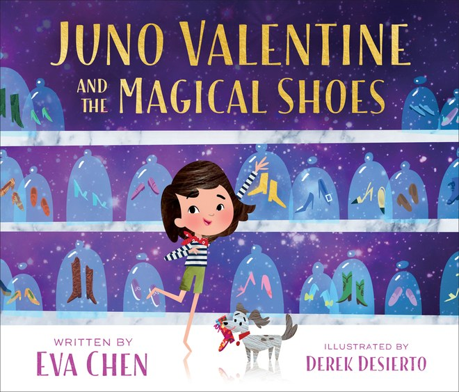 01 juno - We Interviewed Derek Desierto, the Illustrator behind Eva Chen's New Book