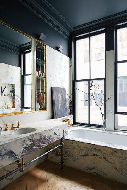 tmag jenna slide NU0W blog427 - O Apartamento da Jenna Lyons em New York