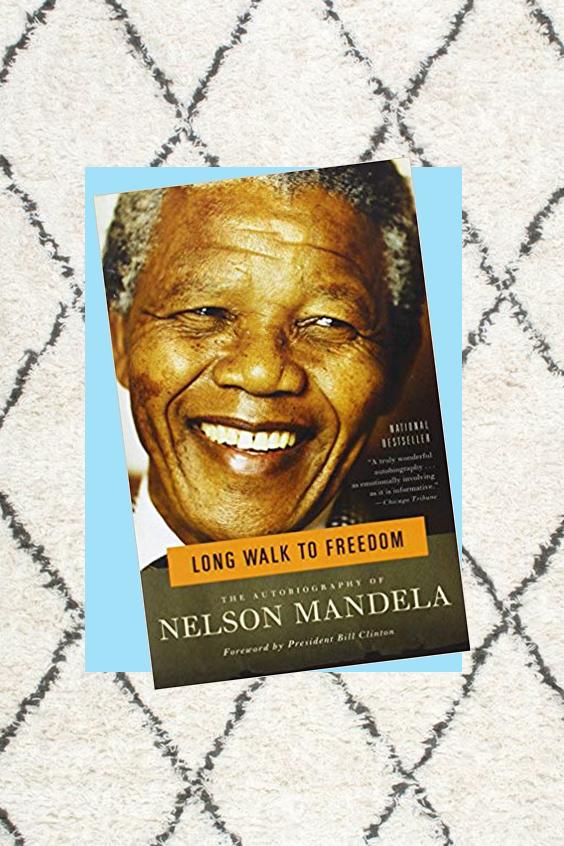 mandela - Summer Books by Obama: Uma Lista de Livros Inspiradora Sobre a África