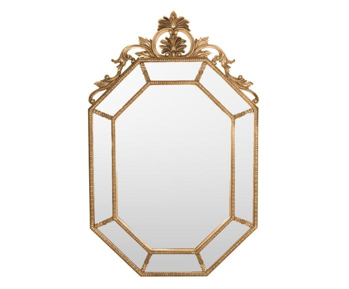 Espelho Dourado West Wing