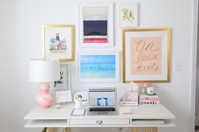 Lemon Stripes Home Office 04 - O Que A Gente Está Aprendendo Sobre Produtividade e Procrastinação