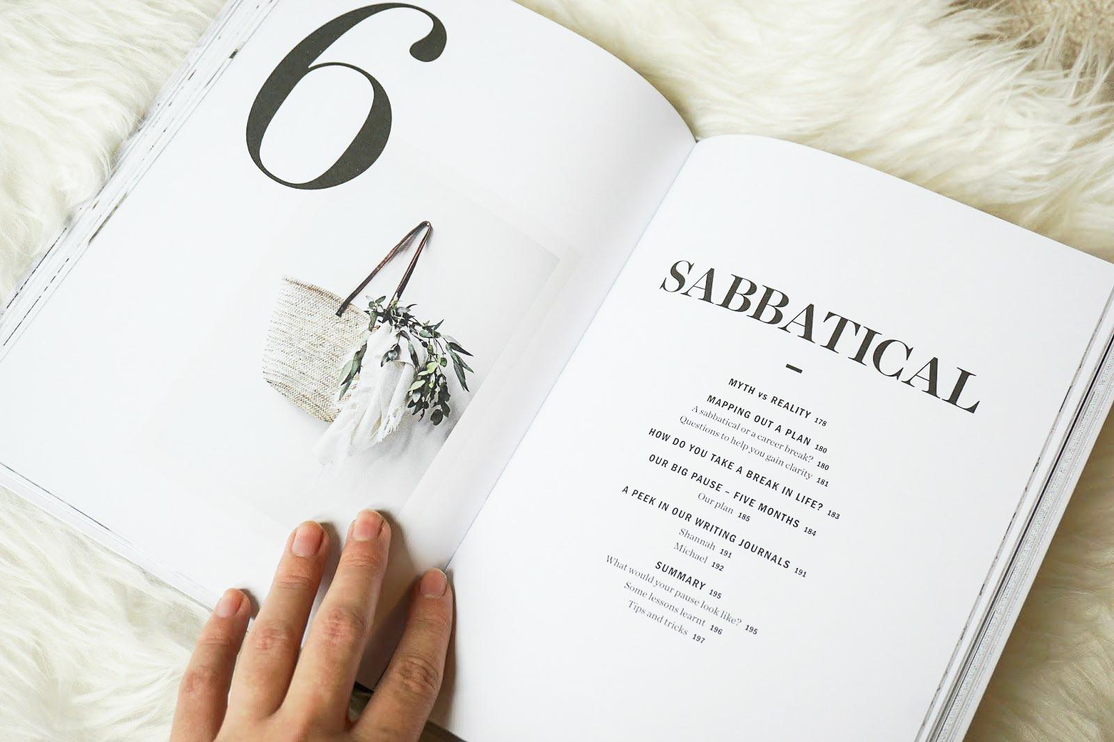 sabatico sabbatic lolla lizzie lately - Meu Período Sabático