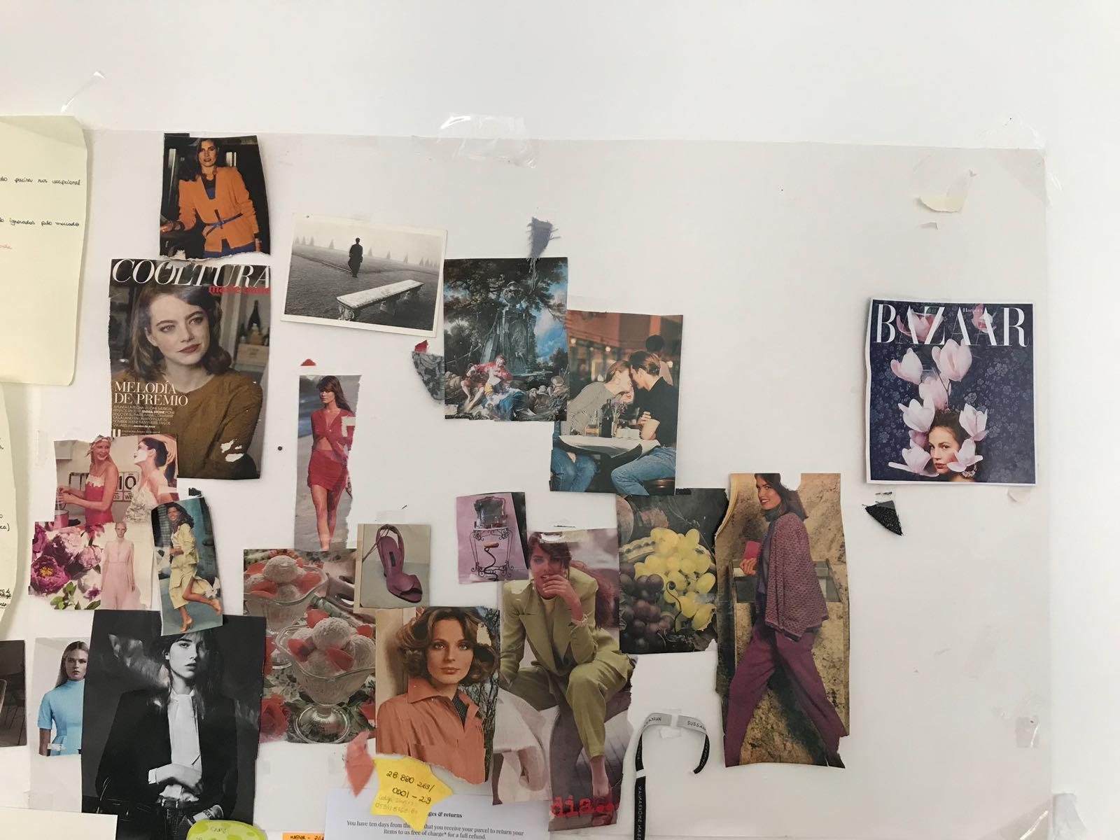 mural - Interview: Sussan Shokranian, Fashion Designer