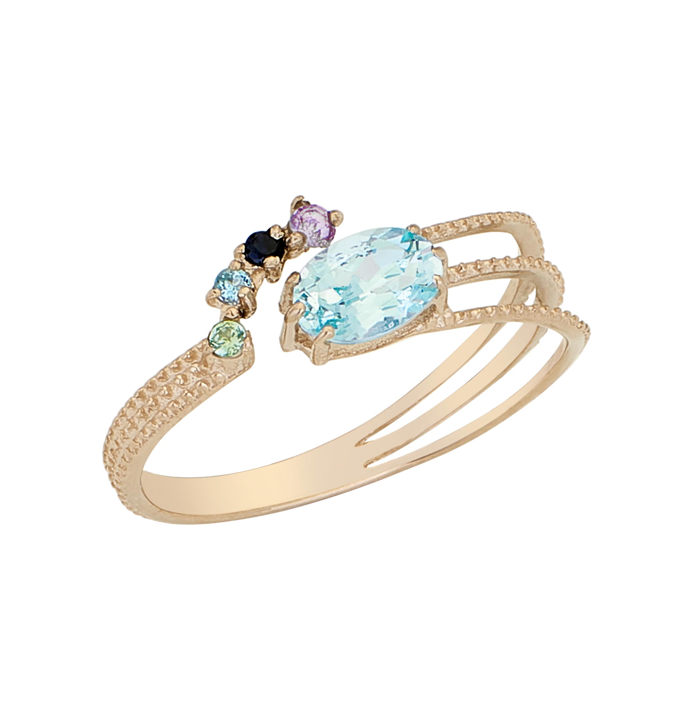 Anel+cole%C3%A7%C3%A3o+Wave Carol+Bassi+Jewelry. - We Love Carol Bassi Jewelry For Brazil Foundation