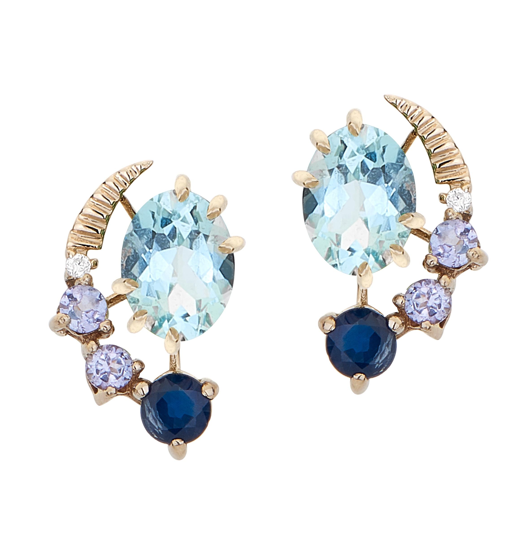Brinco+Carol+Bassi+Jewelry Cole%C3%A7%C3%A3o+Wave - We Love Carol Bassi Jewelry For Brazil Foundation
