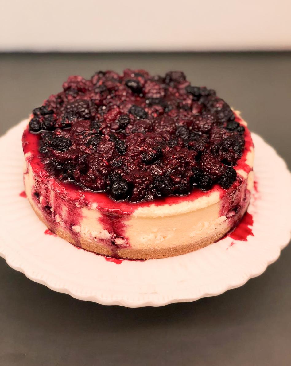 cheesecakes lolla - O equilíbrio da vida: sobre saladas e cheesecakes.