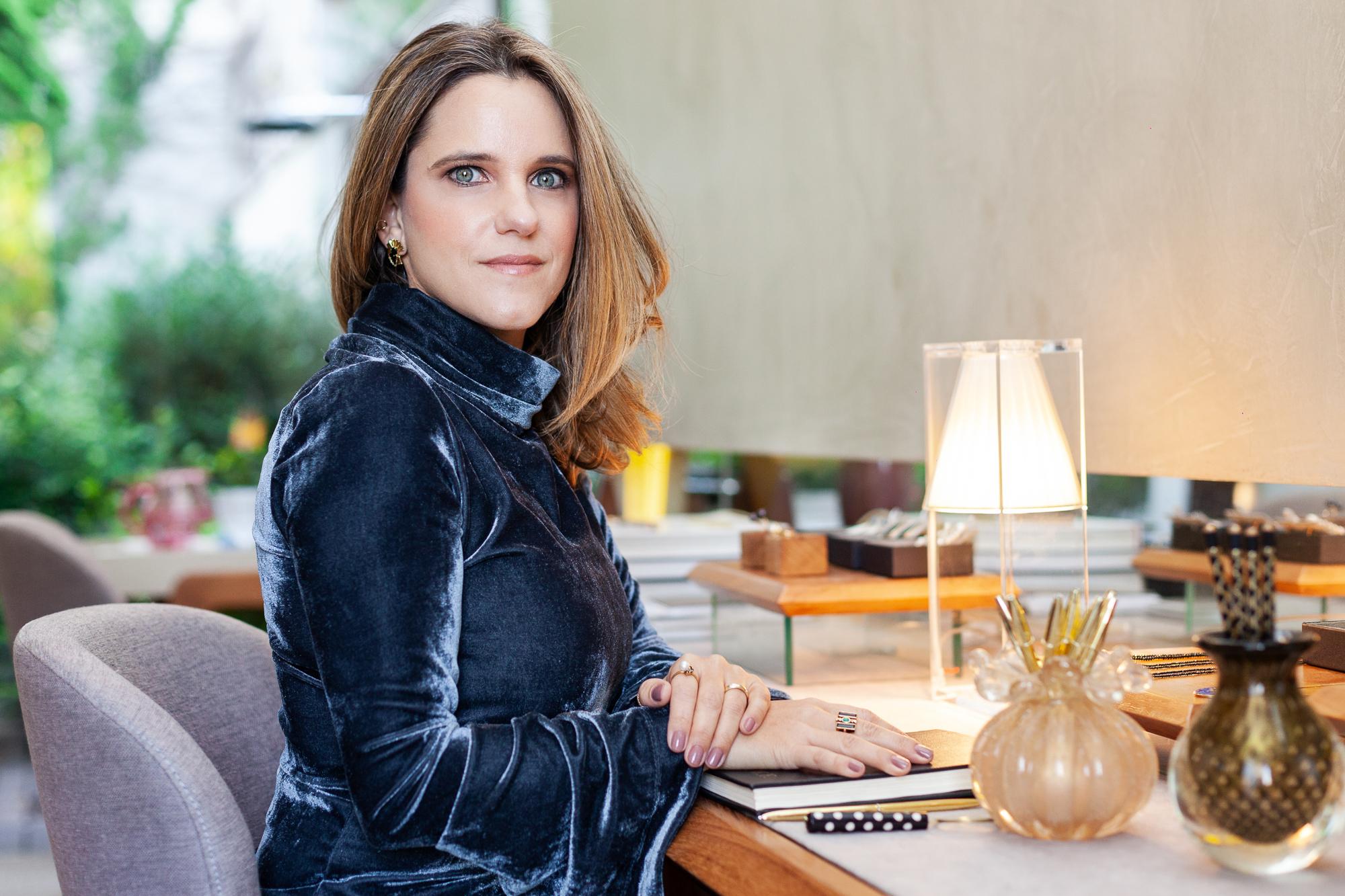 Priscila+Wolff+F%C3%A9res designer+de+joias. - Interview: Priscila Wolff Féres, Designer de Joias