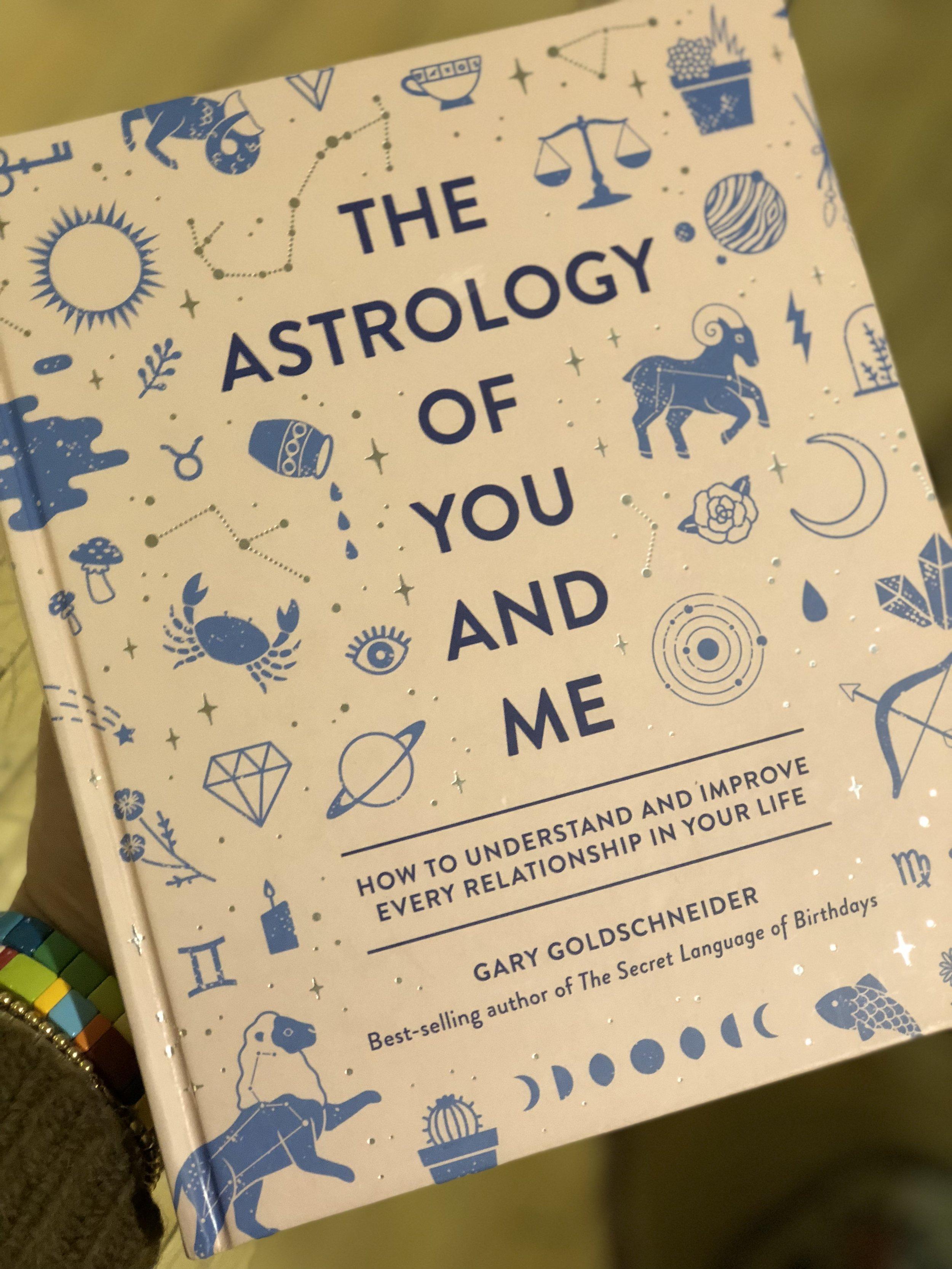 Atsrology book anthropologie lolla - 5 Things