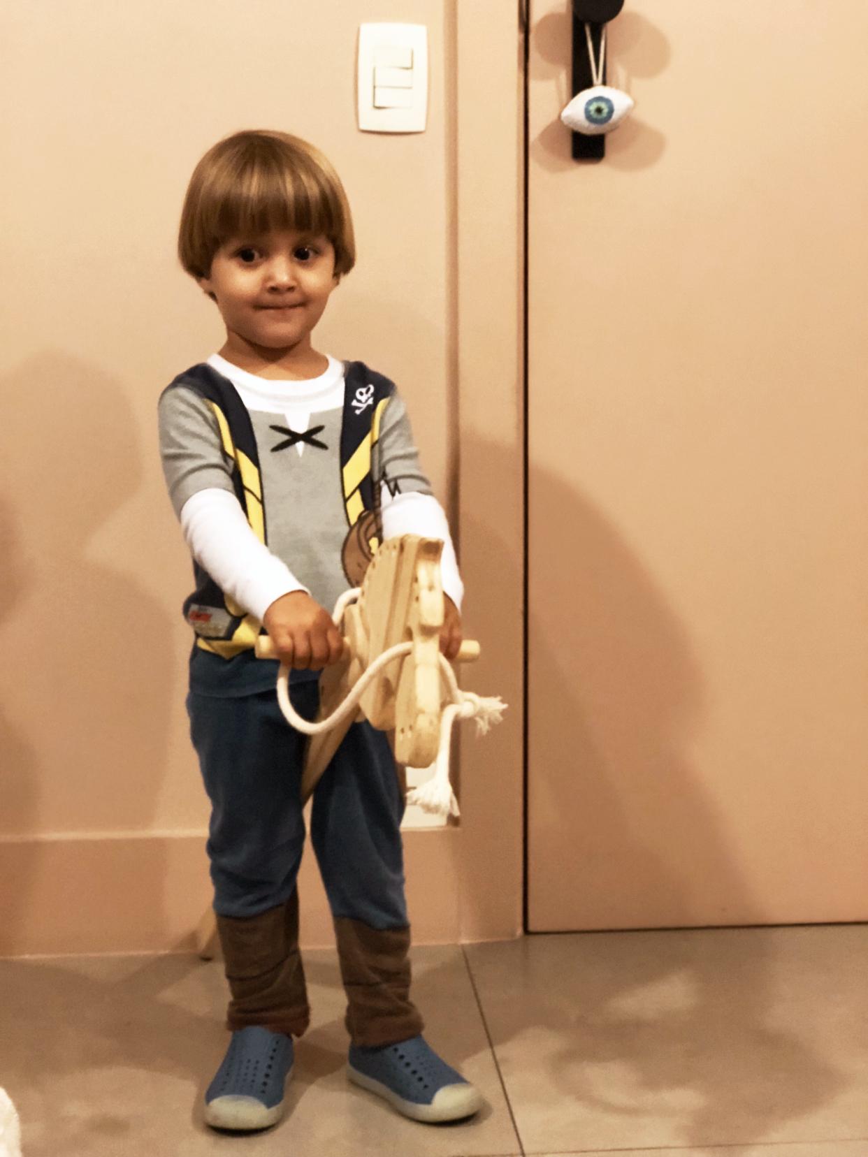 Lolla Bio Cavalo Madeira - Kids Gift Guide: O guia de presentes de Natal do Lolla para os pequenos