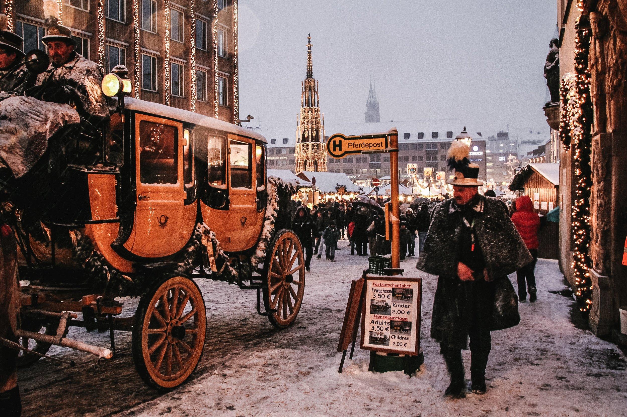 MERCADO EUROPEU NATAL LOLLA - Um mini guia para mercados de Natal na Alemanha