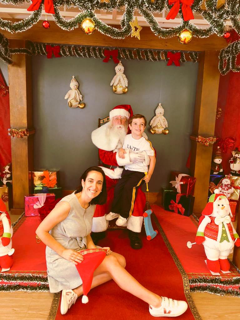 ale levy 2 - Quais são as suas tradições de Natal? 6 Lolla Girls dividiram as delas