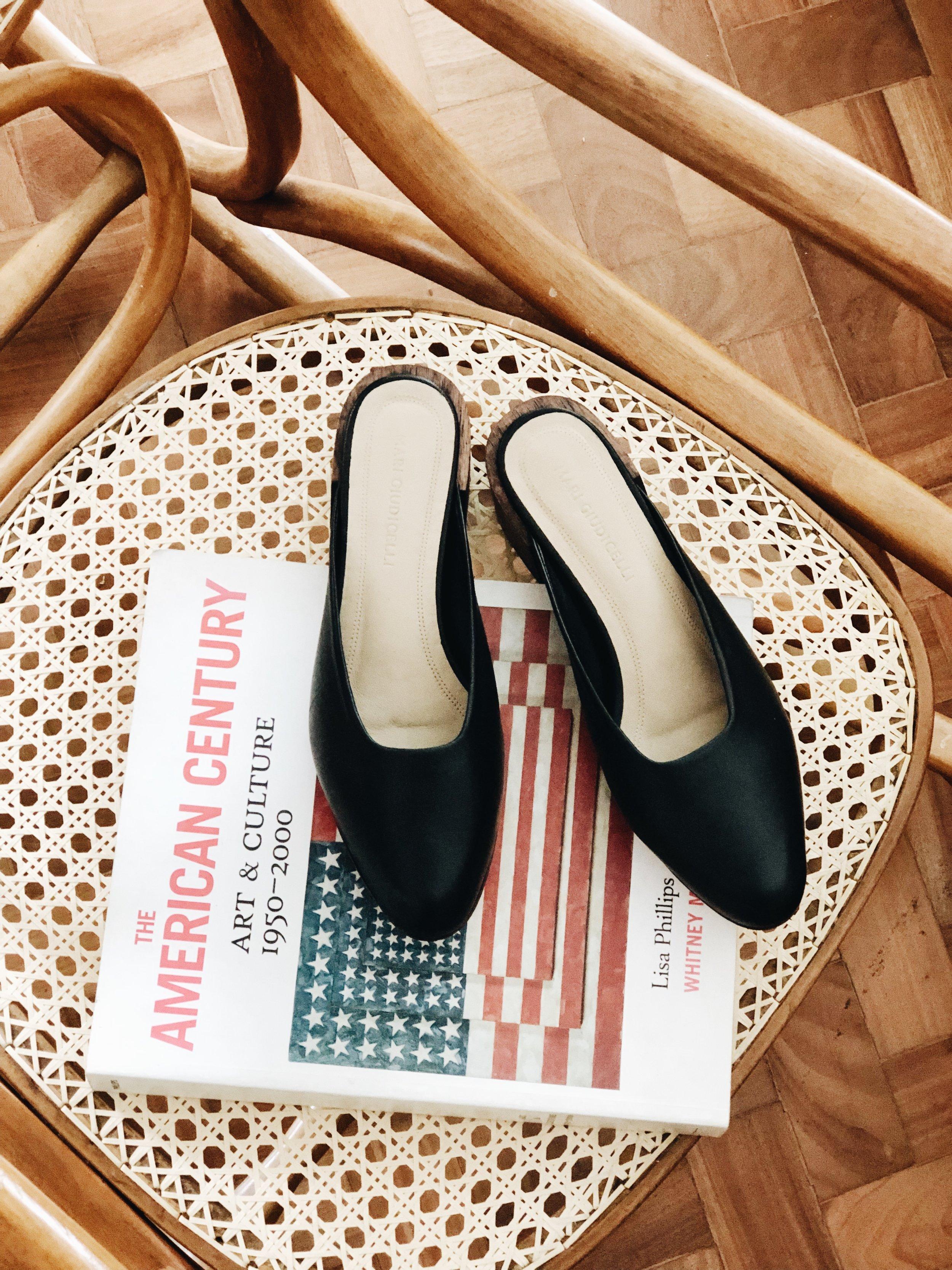 My brand new Mari Giudicelli shoes