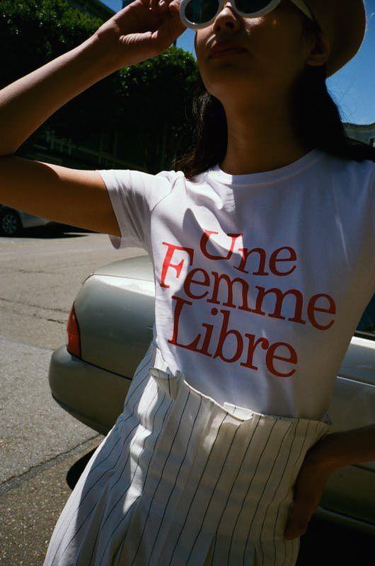 une femme libre - The Lolla talking about feminism, again