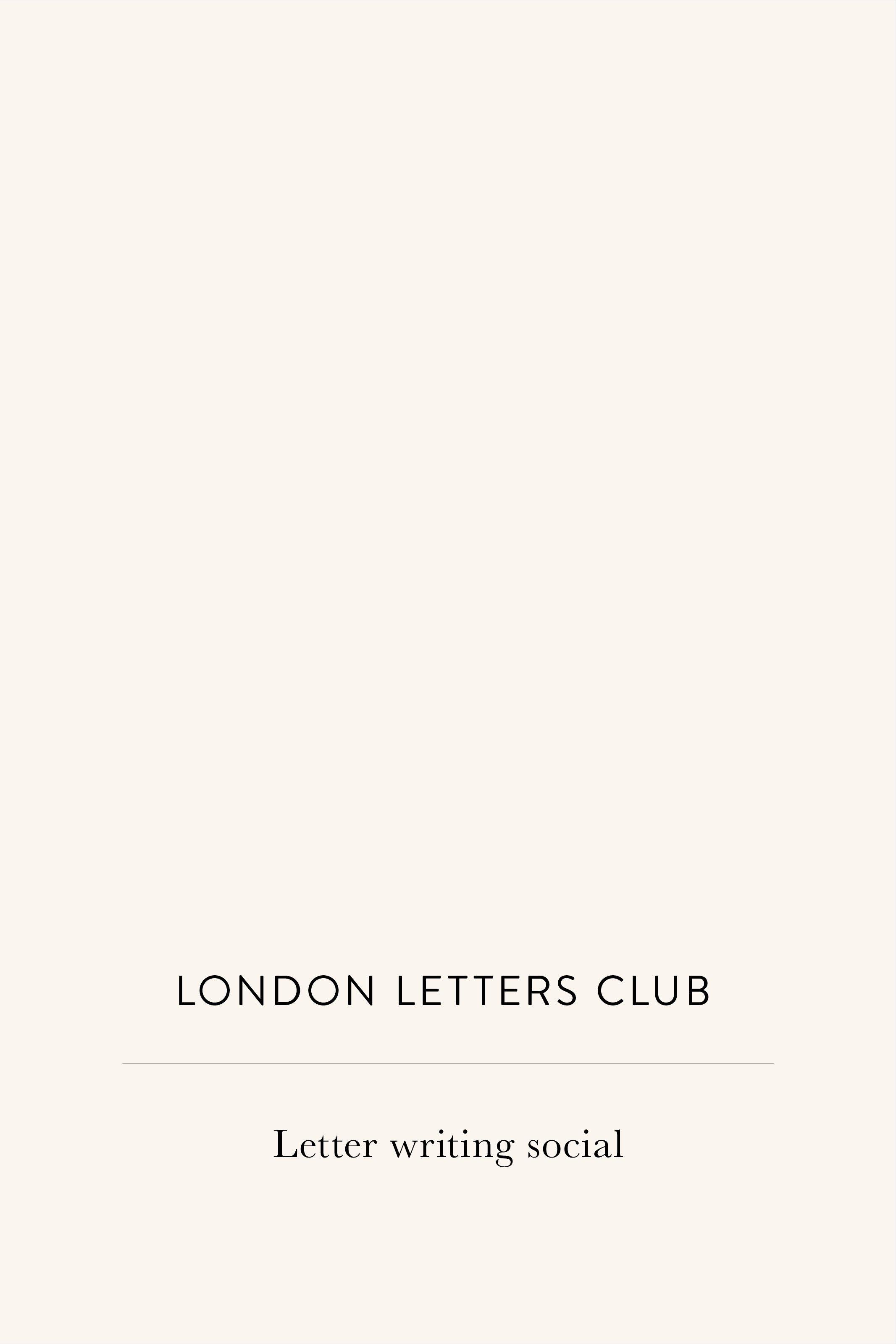 Quill London London Letters Club - Como a experiência de fazer parte de um clube de cartas me ajudou a me conhecer melhor