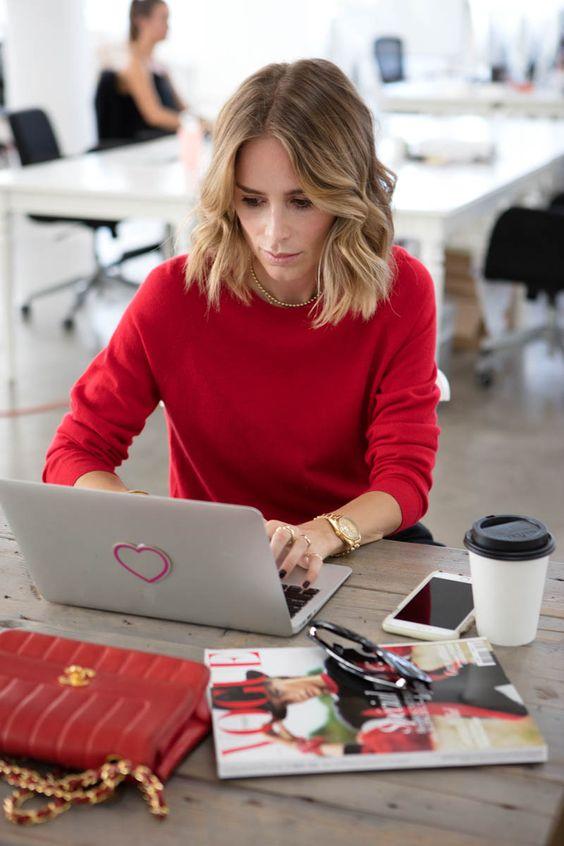 Anine Bing - Para as Garotas Empreendedoras: Abrir um Negócio é Quase a Mesma Coisa que ter um Filho?