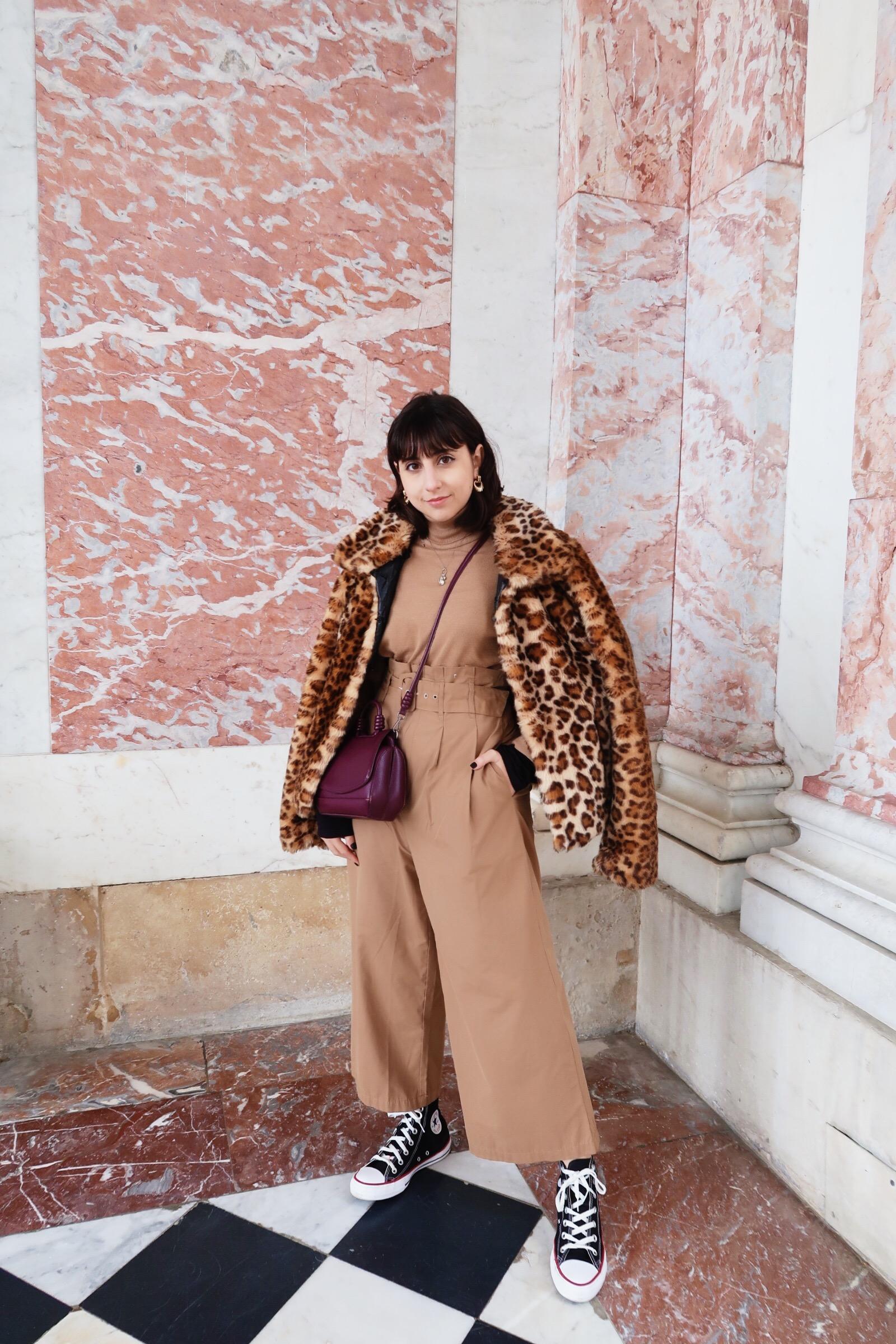 versaillessofi ilove looks viagem lolla - Travel in style. Os looks da Sofia Stipkovic, head of content iLove.e, pela Europa.