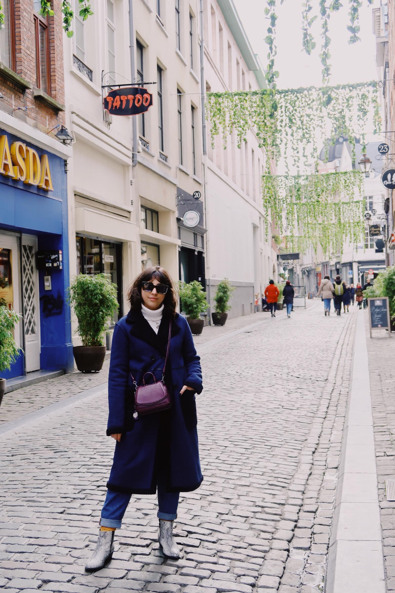 bruxelas sofi ilove looks viagem lolla - Travel in style. Os looks da Sofia Stipkovic, head of content iLove.e, pela Europa.