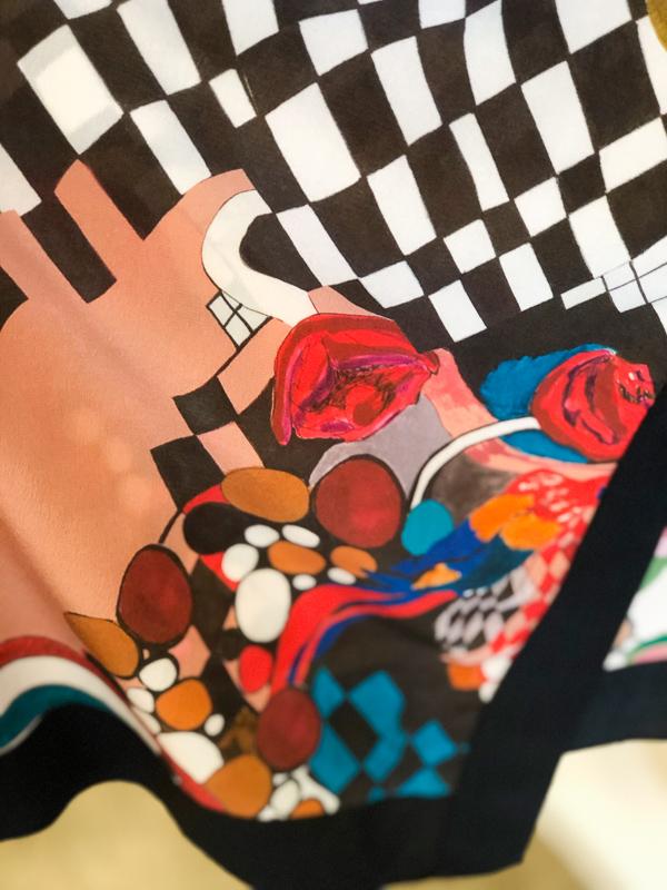 IMG 1609 - Sobre Amizade e Estampas. Uma tarde no Atelier da Artista Plástica Marina Saleme.