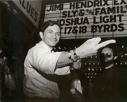 bill grahm exhibit - Quando os Festivais de Música Viraram esse Palco de Tendências? Uma Investigação