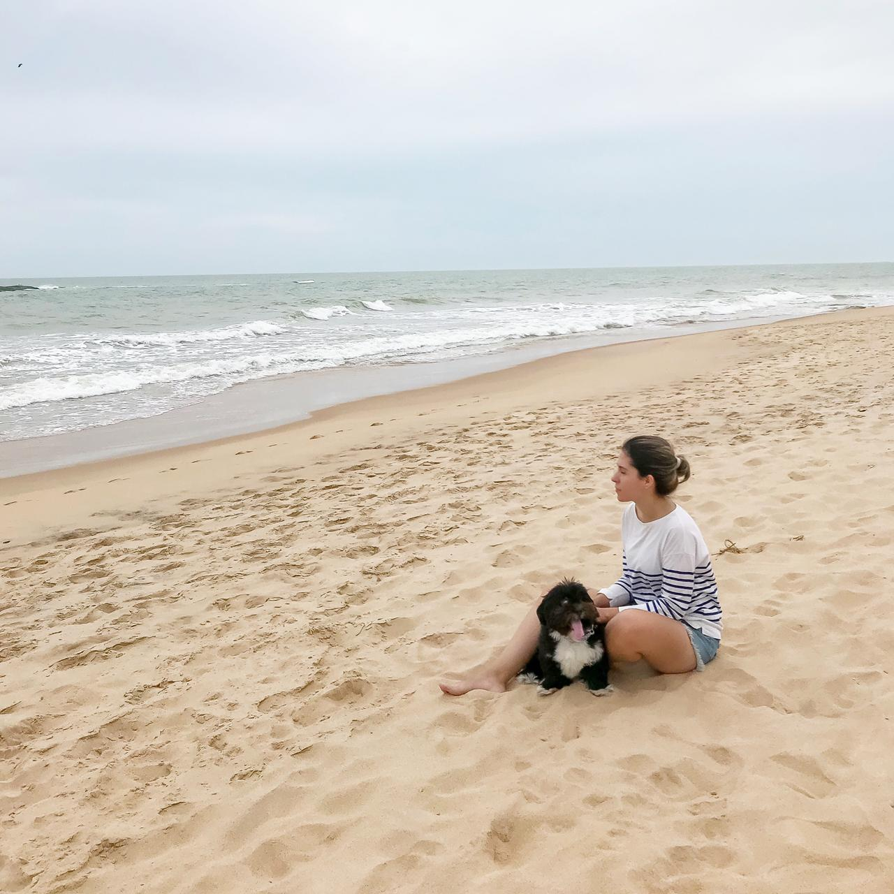 poliana praia lolla - A Difícil Tarefa de Amar o que Você tem Quando Não é seu Sonho