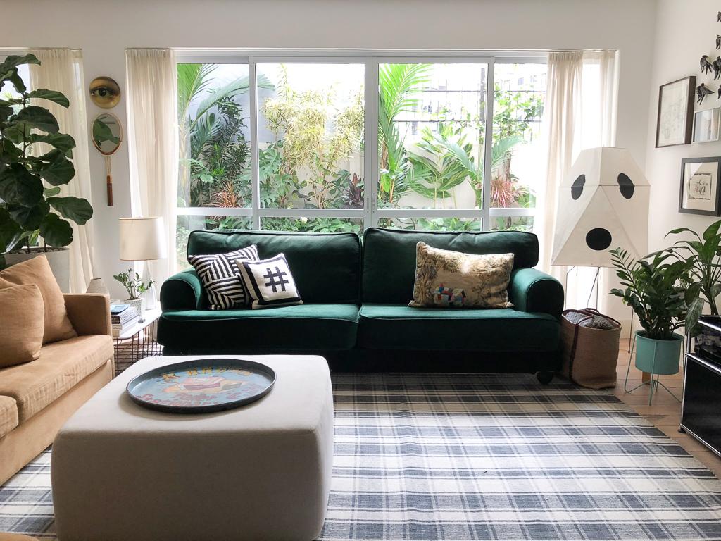 ana strumpf lolla interview 2019 june - Um papo no apartamento mais charmingly cool de São Paulo com Ana Strumpf