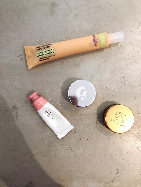 rotina beleza maquiagem rosa - My No Make up Make up Beauty Routine
