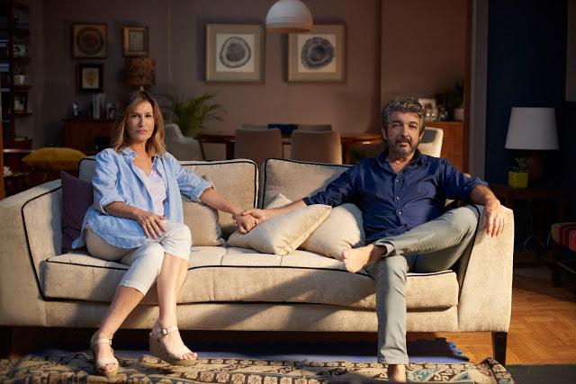 """Cena do filme """"Amor Inesperado"""" com Ricardo Darín"""