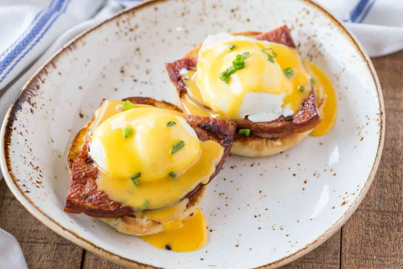 Eggs Benedict 3 - Food crush: Meu Caso de Amor com Comida
