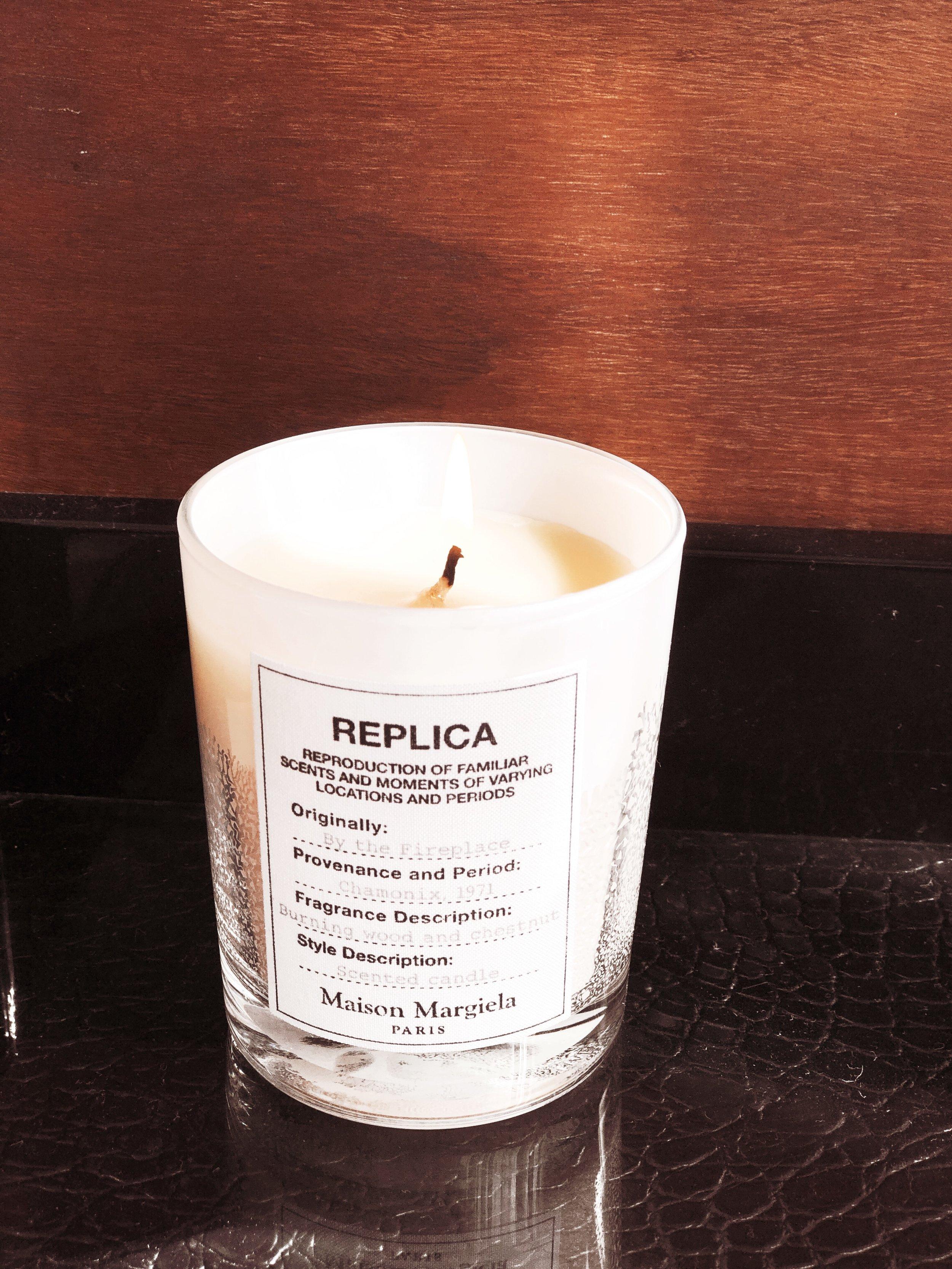july 2019 lolla winter candles velas favoritas inverno replica maison margiela firplace lolla - Winter Candles: Minhas velas favoritas para o inverno