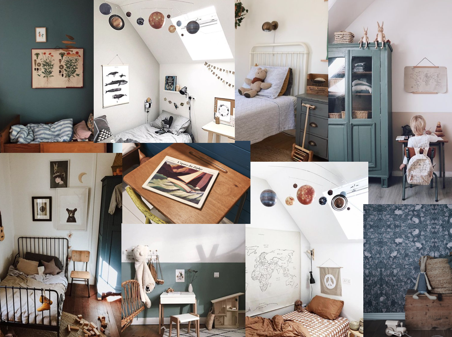moodbaord quarto benjamin - Moodboard do quartinho do Benjamin