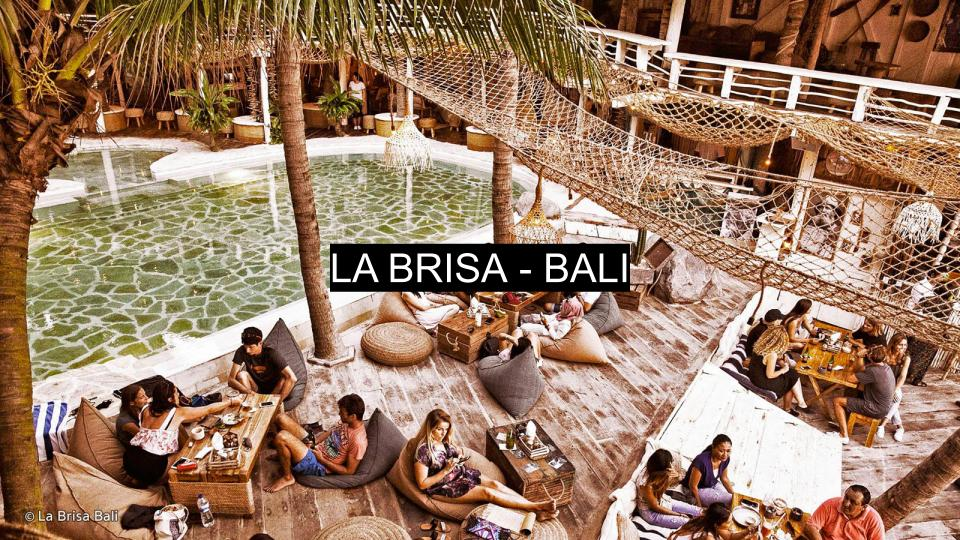LA BRISA - Bali