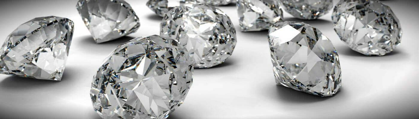 Diamonds, - everyone's best friend.