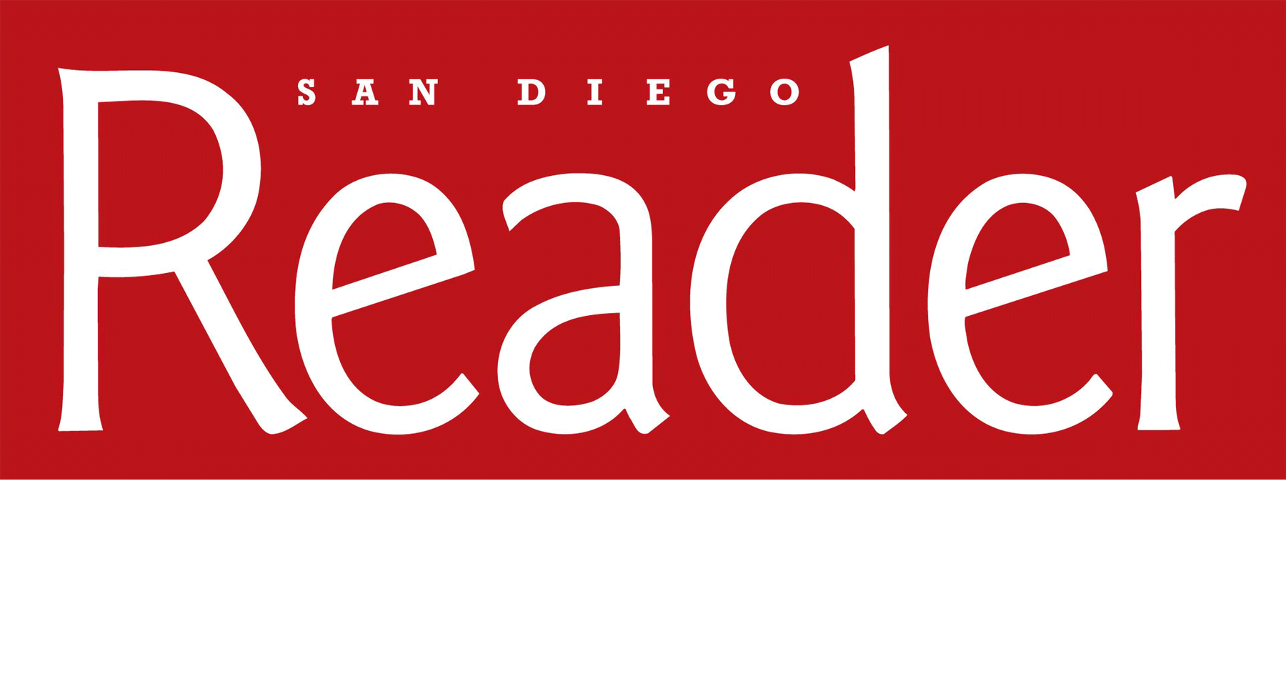 ARTICLES - Article in the San Diego Reader. Click to read.