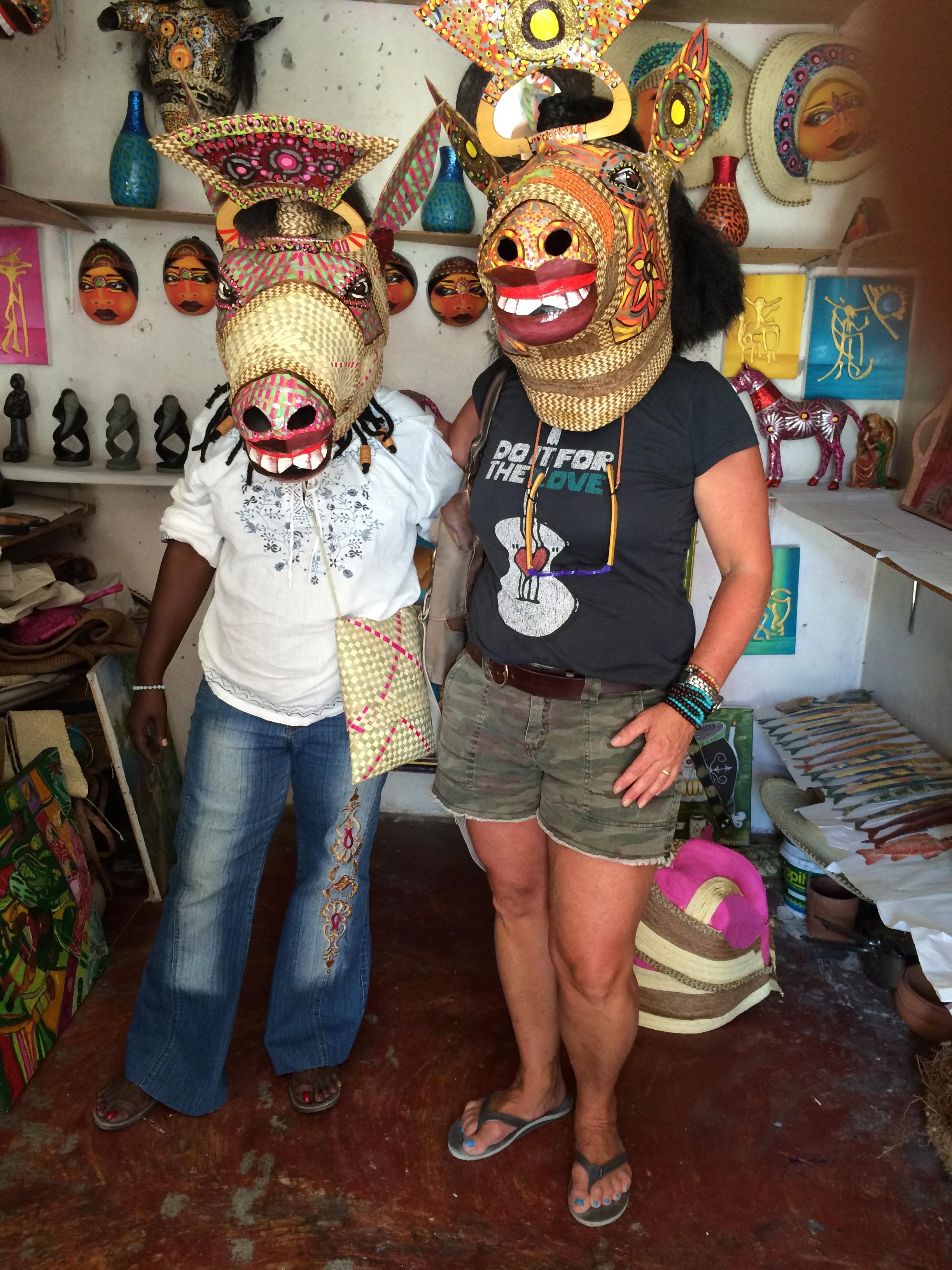 Marilyn Haiti charlotte charles mask Jacmel.jpg