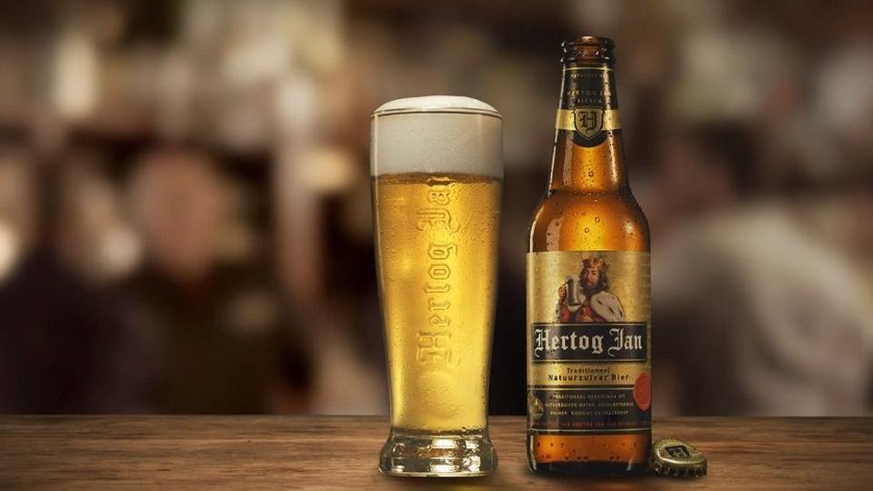Hertog Jan - Our pride and premium pilsner.
