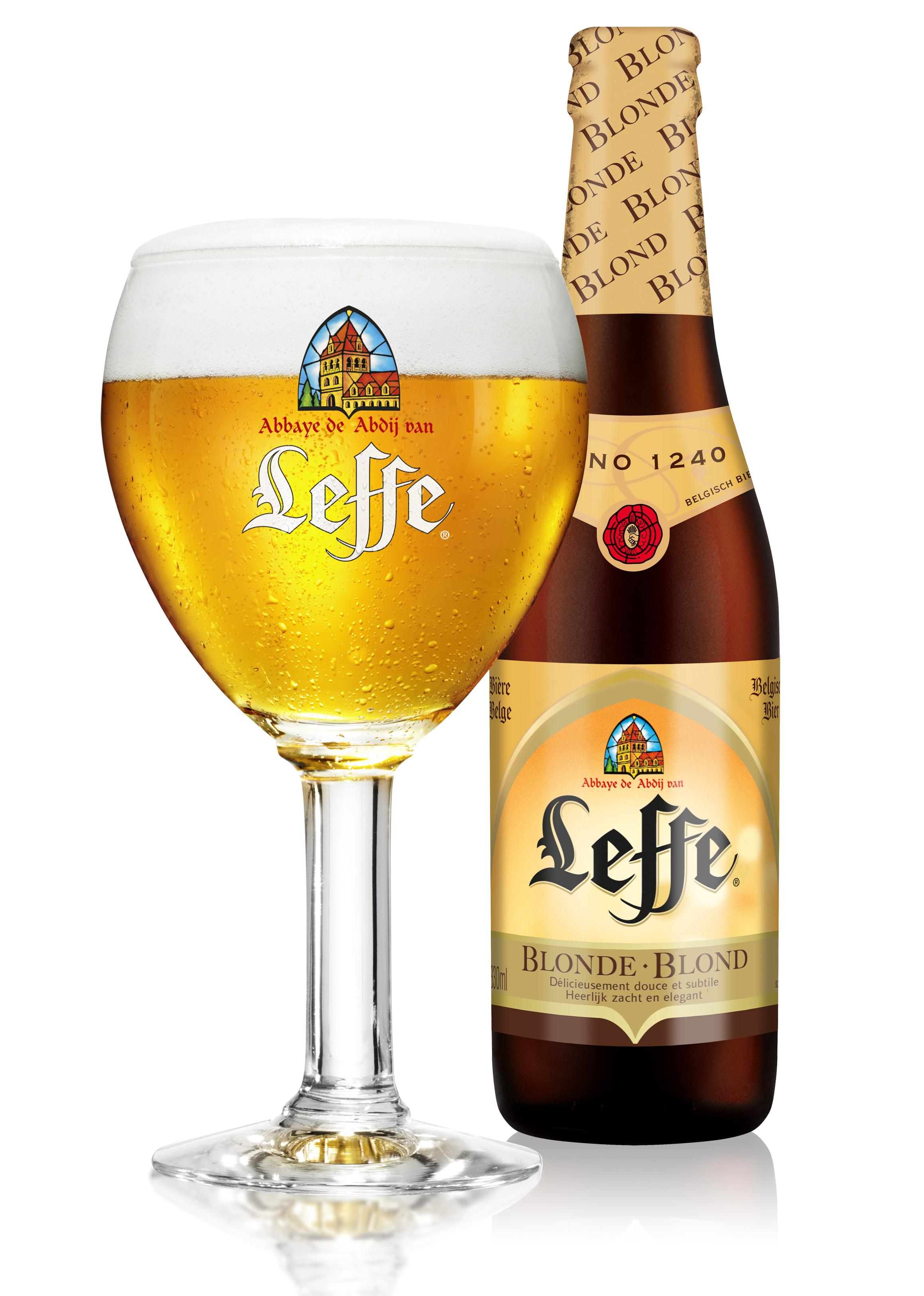 Leffe Blond - The lovely Belgium Blonde