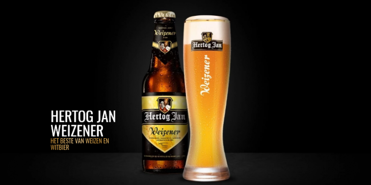 Hertog Jan Weizener - The favourite of the former Board Members