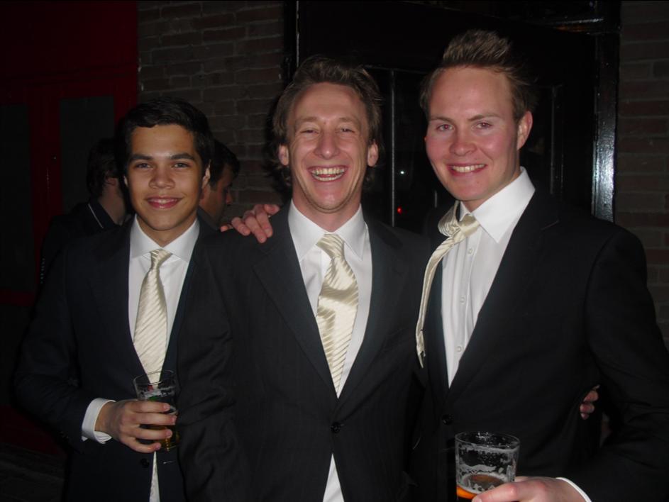 Vasco, Christiaan, Bart