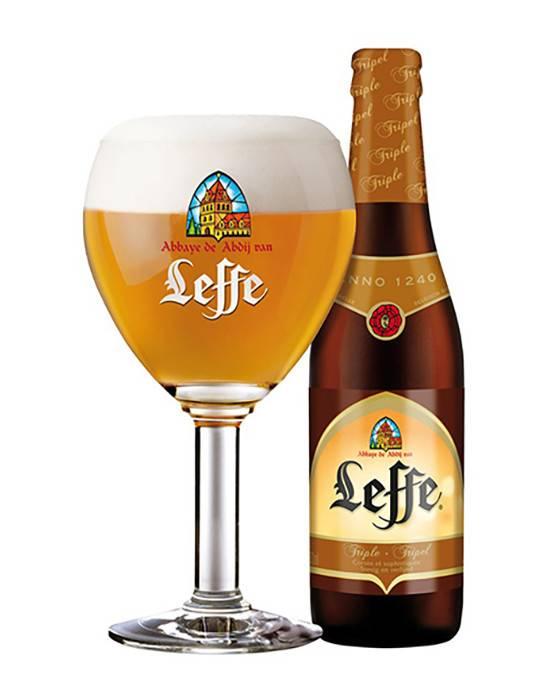 Leffe Tripel - The Belgium Tripel