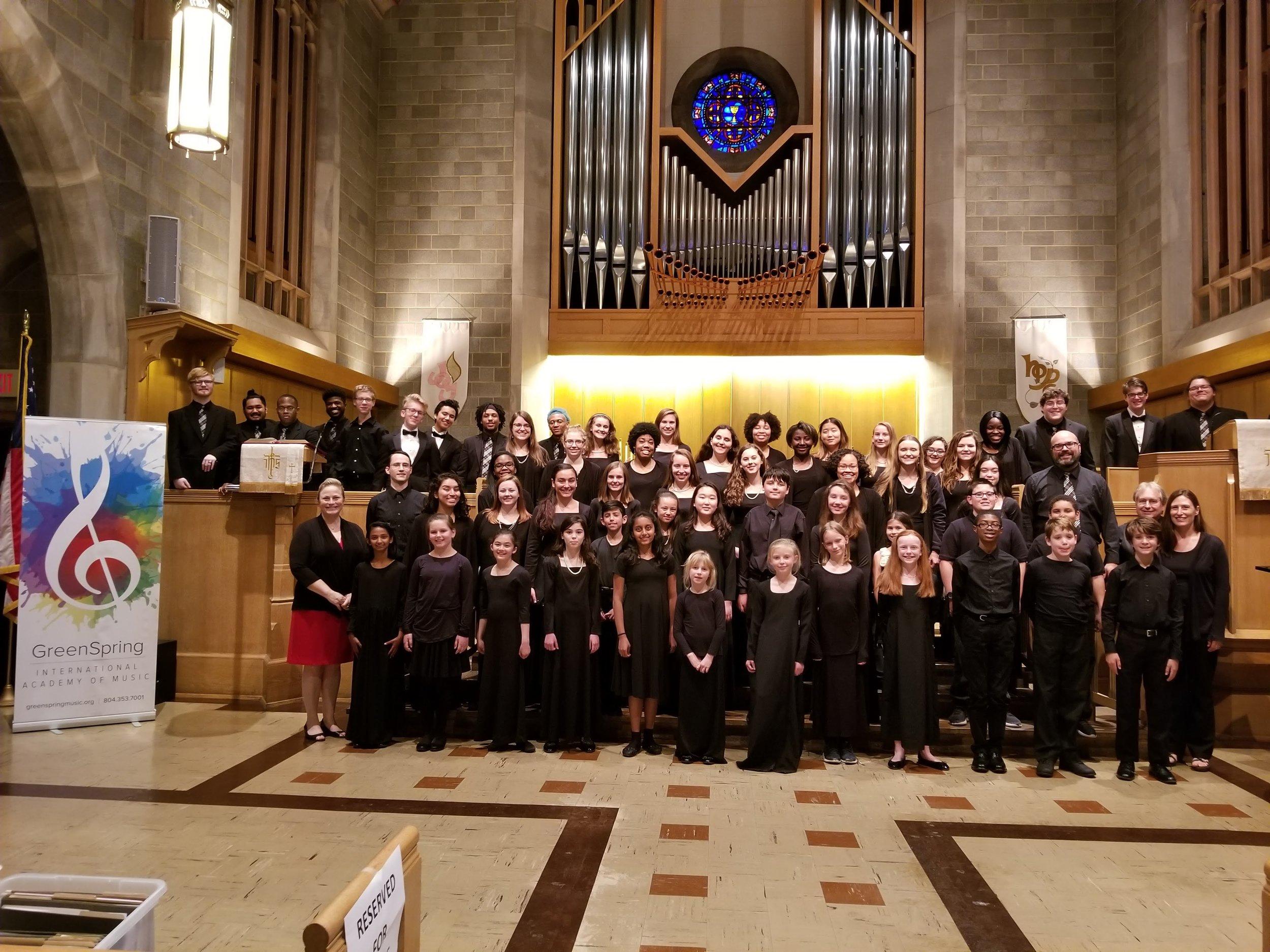 CommUNITY - 2019 Choral Invitational
