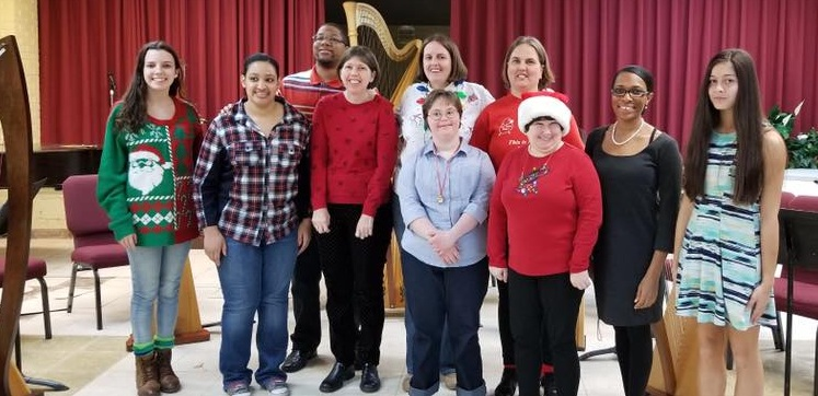 2018 Harp Therapy Holiday Concert