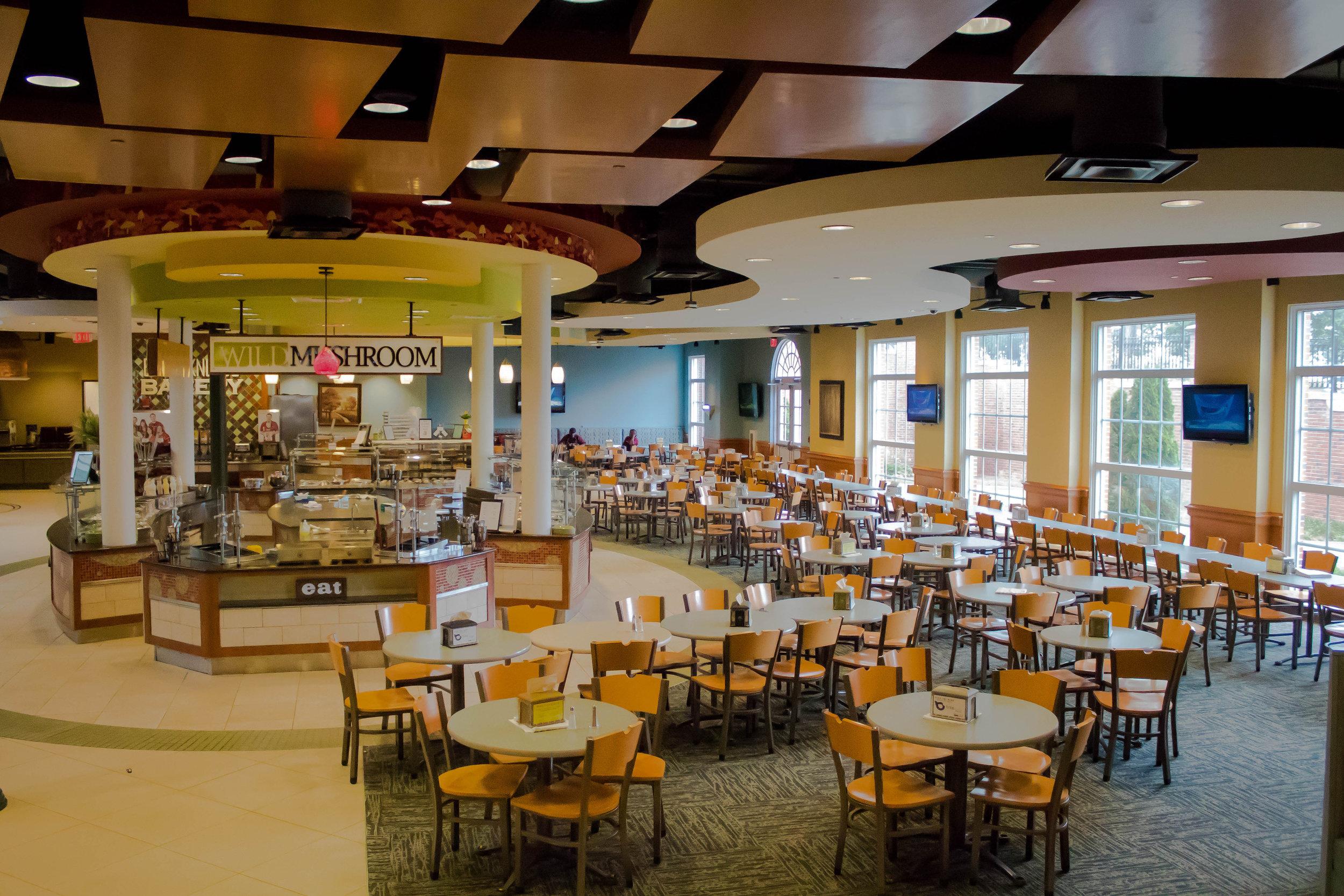 Trojan Dining Hall