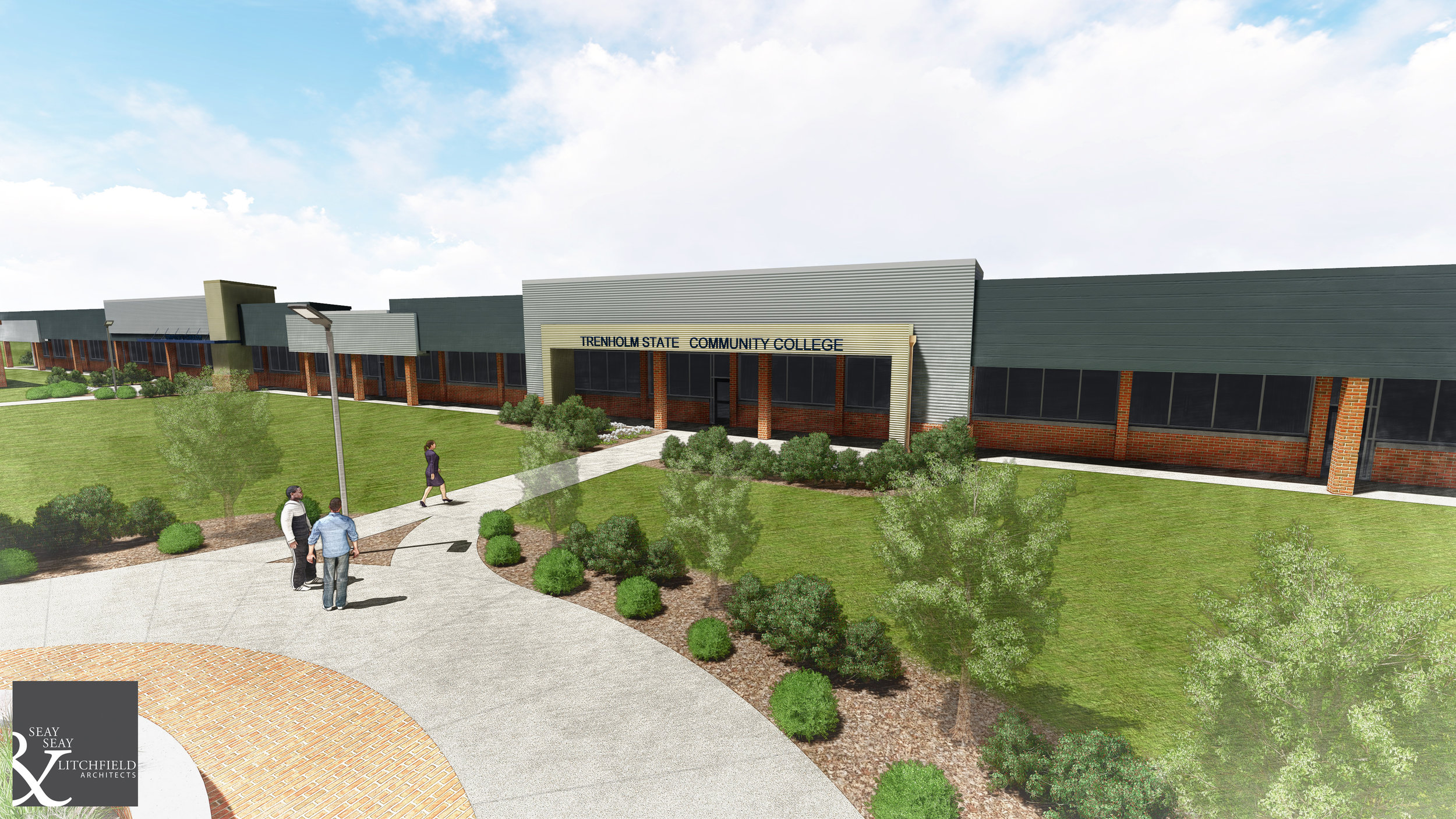 Trenholm State Community College - Multiple Building Renovations